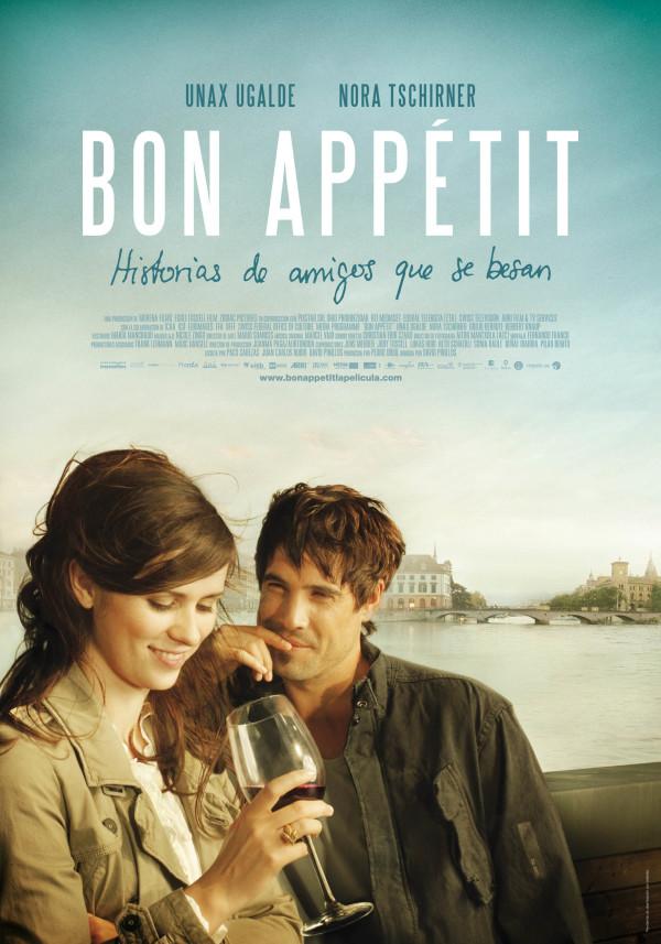 Bon appétit (2010) de David Pinillos