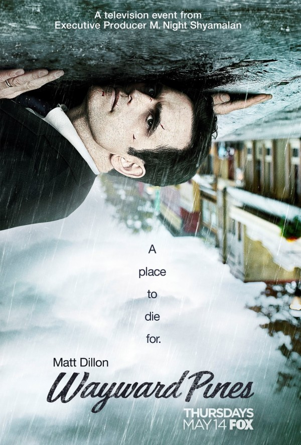 Wayward Pines - Season one poster