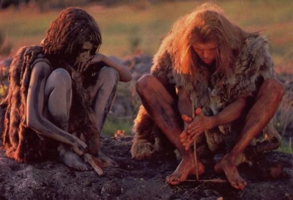 En busca del fuego (1981) de Jean-Jacques Annaud