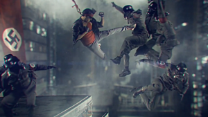 Kung Fury (2015) de David Sandberg