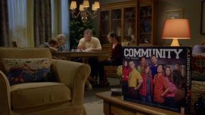 Community 6x13: Emotional Consequences of Broadcast Television