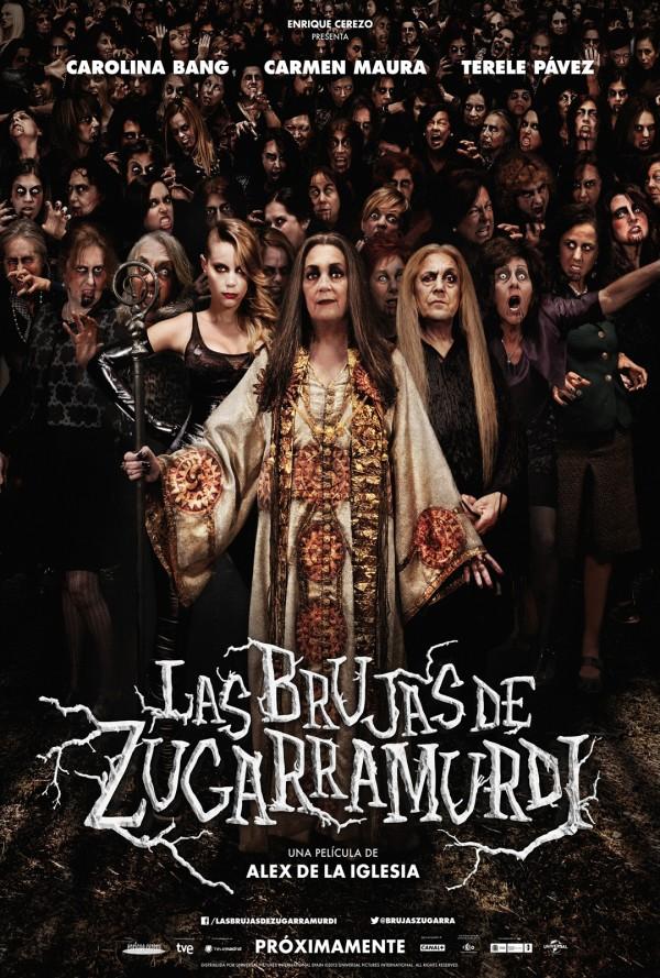 Las brujas de Zugarramurdi (2013) de Álex de la Iglesia