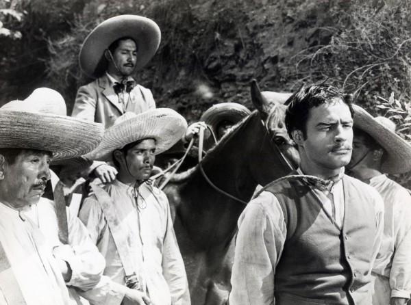 ¡Viva Zapata! (1952) de Elia Kazan