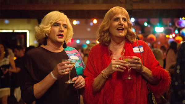 Transparent 1x08: Best new girl