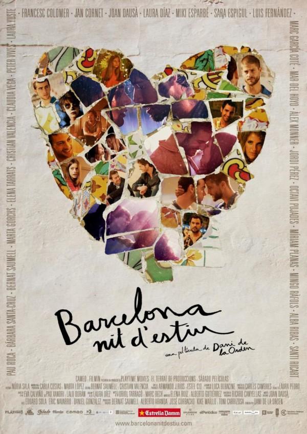 Barcelona, nit d'estiu (2013) de Dani de la Orden