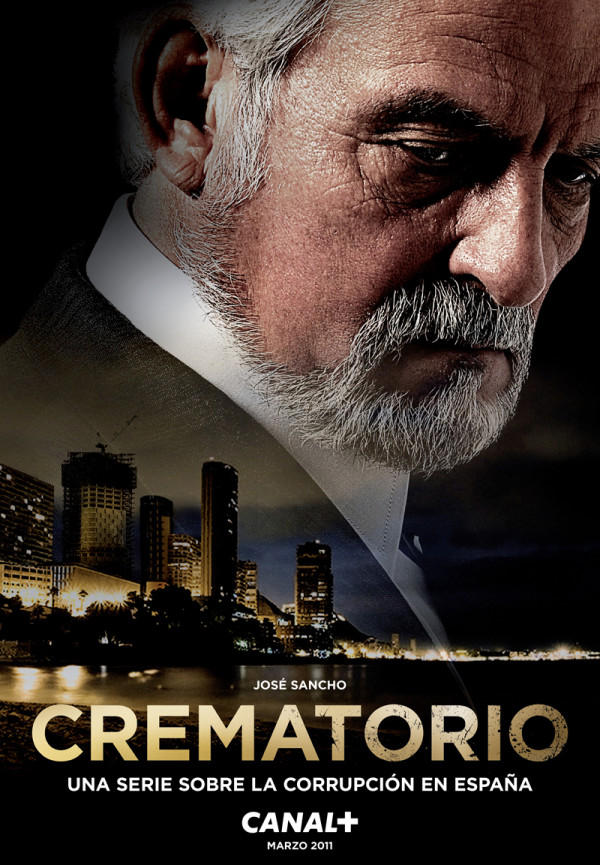 Crematorio (2011), creada por Jorge Sánchez Cabezudo