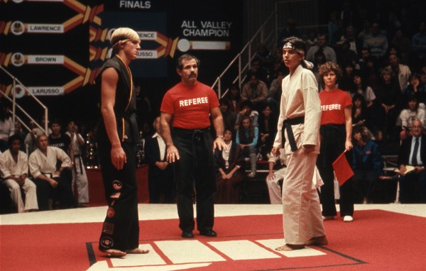 Karate kid (1984) de John G. Avildsen