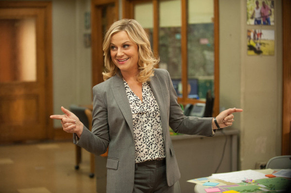 Amy Poehler en Parks and Recreation