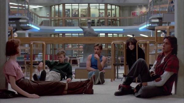 El club de los cinco (1985) de John Hughes