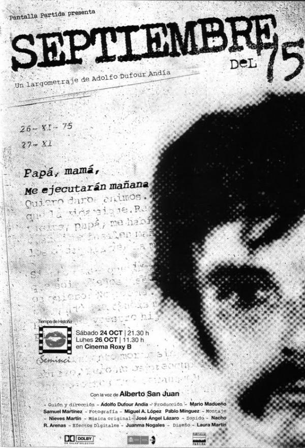 Septiembre del 75 (2009)