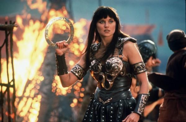 Xena, la princesa guerrera (Universal TV, 1995-2001)