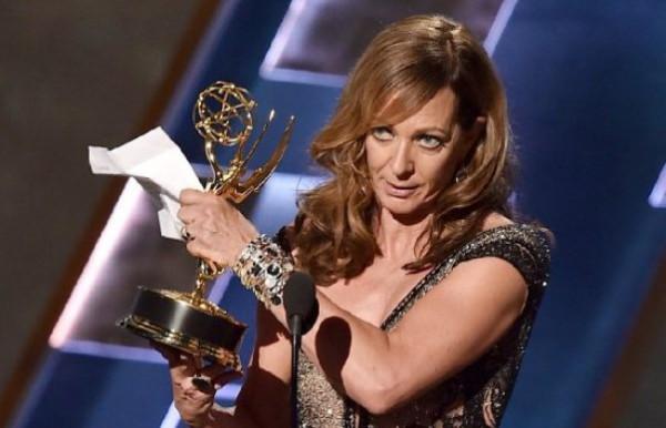 Emmys 2015: Allison Janney