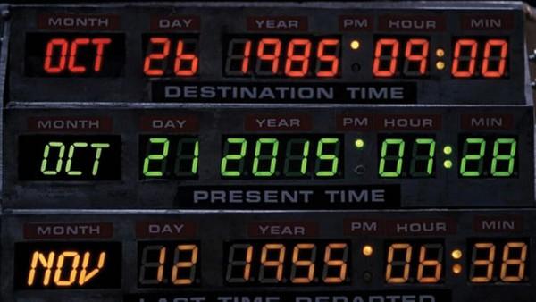 Regreso al futuro II (1989) de Robert Zemeckis