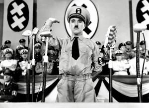 El gran dictador (1940) de Charles Chaplin