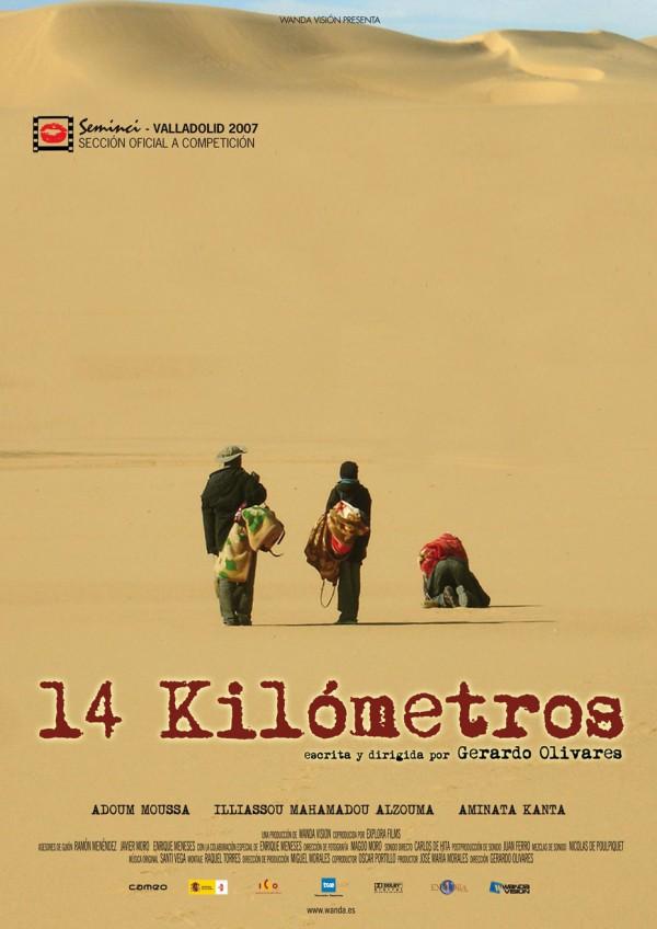 14 kilómetros (2007) de Gerardo Olivares