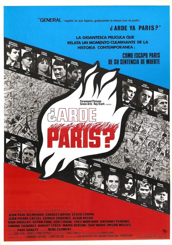 ¿Arde París? (1966) de René Clément