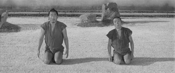 La fortaleza escondida (1958) de Akira Kurosawa