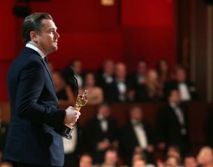 Oscars 2016: Leonardo DiCaprio
