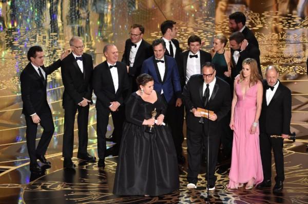 Oscars 2016: Spotlight