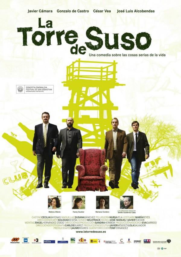 La torre de Suso (2007) de Tom Fernández