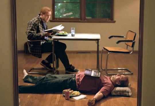 El ladrón de orquídeas (Adaptation) de Spike Jonze (2002)