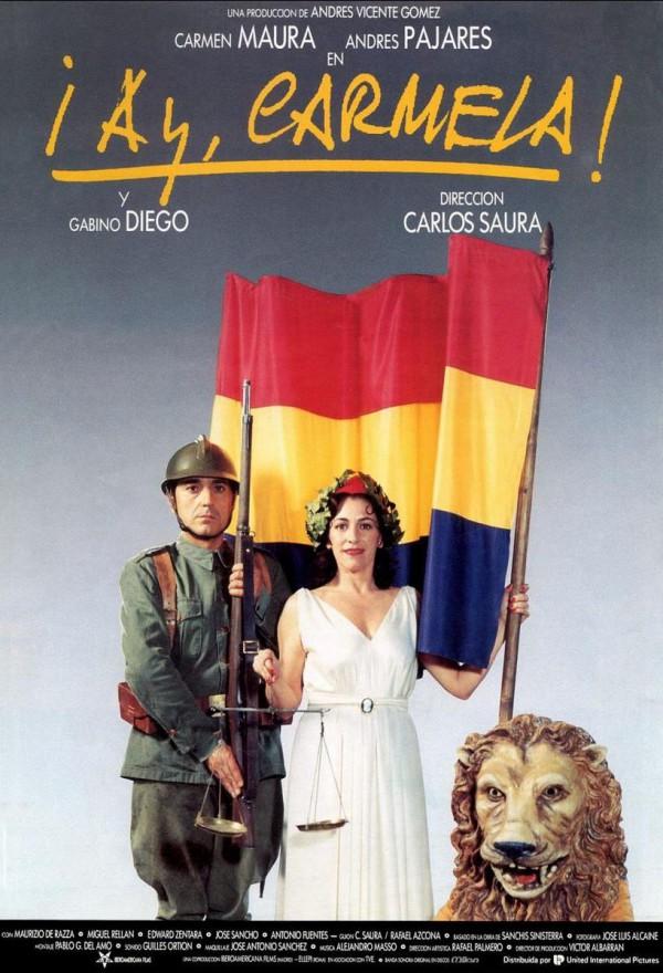 ¡Ay, Carmela! (1990) de Carlos Saura