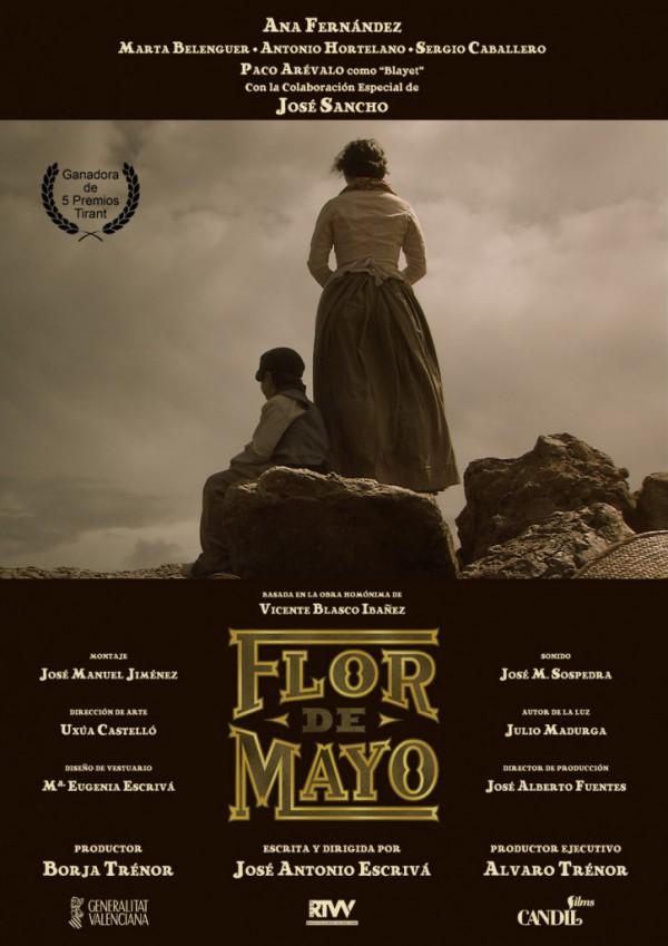 Flor de mayo (2008) de José Antonio Escrivá