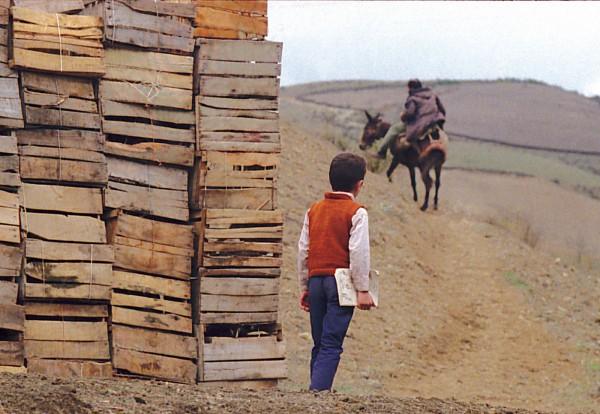 ¿Dónde esta la casa de mi amigo? (1987) de Abbas Kiarostami