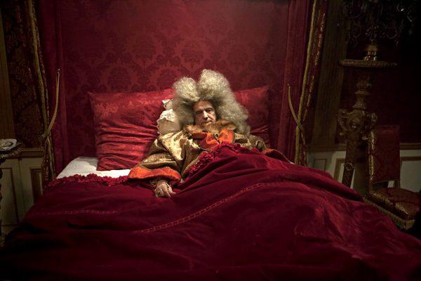 La muerte de Luis XIV (2016) de Albert Serra